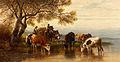 Christian Friedrich Mali - Landschaft mit Bauern und Kühen.jpg