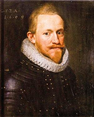 Christian I. von Anhalt-Bernburg, 1609