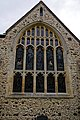 Church of St Andrew's, Boreham, Essex - chancel east window.jpg
