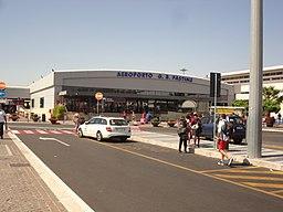 Ciampino–G. B. Pastine International Airport in 2018.01