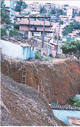 Un angolo di Cidade de Deus