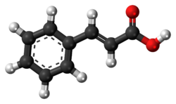 Cinnamic acid 3D ball.png