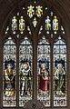Cirencester, St John the Baptist church, Window (31398046058).jpg