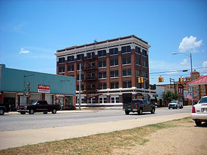 Cisco, Texas - Downtown Cisco (2009)