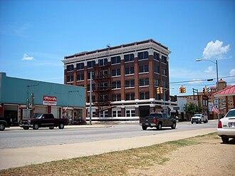 Cisco, Texas - Downtown Cisco (2009)