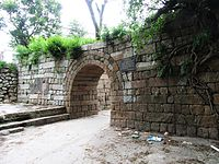 City wall of Xuanzhong 02 2013-09.JPG
