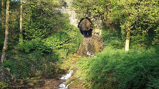 Clapham Beck Falls, Yorkshire, England