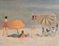 Clarice Beckett - Beach Scene, 1932 2.jpg