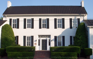 Henry Cornelius Burnett - The William Forst House in Russellville