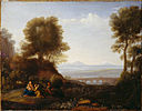 Claude - Rest on the Flight into Egypt - Google Art Project.jpg