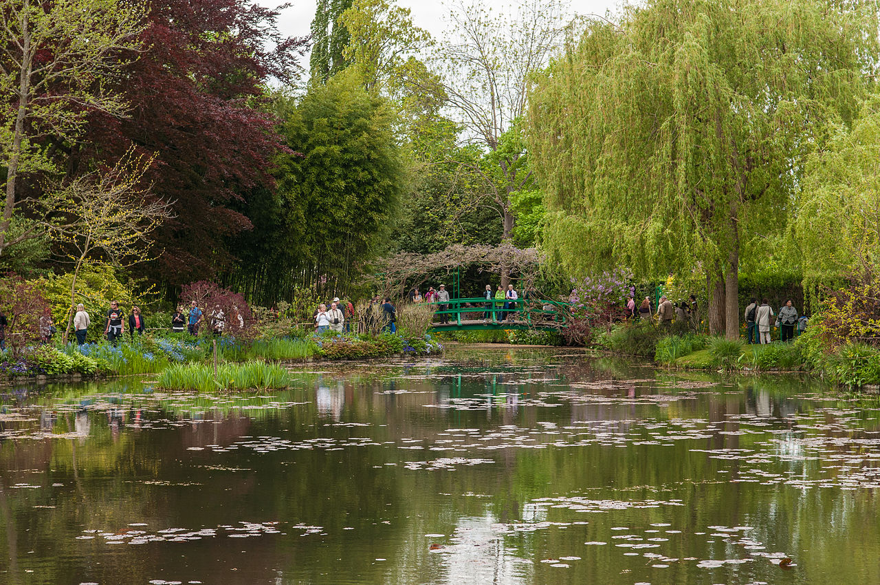 File Claude Monet House And Garden In Giverny 8742619222