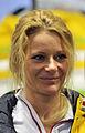 Claudia Nystad bei der Olympia-Einkleidung Erding 2014 (Martin Rulsch) 06.jpg