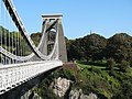 Clifton Suspension Bridge, Bristol - geograph.org.uk - 1495982.jpg