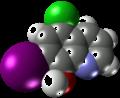Clioquinol3D.png