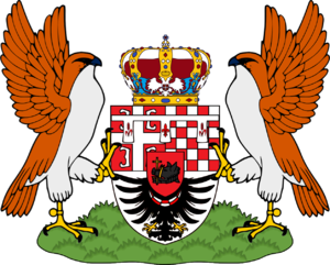 Prince Andrew of Yugoslavia - Coat of arms of Price Andrew
