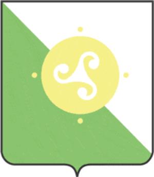 Ust-Orda Buryat Okrug - Coat of Arms of Ust-Ord Buryat Okrug