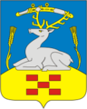 Coat of Arms of Uvelsky rayon (Chelyabinsk oblast).png