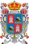 Coat of arms of Campeche.svg