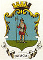 Coat of arms of Daugai (B. Šaliamoras).jpg