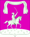 Coat of arms of Kalnibolotskaya.png