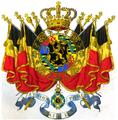 Coat of arms of Kingdom of Belgium 1846.png