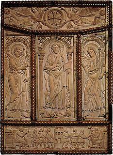 art of the Frankish empire, ca. 780-900