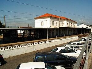 Estação Ferroviária de Coimbra-B