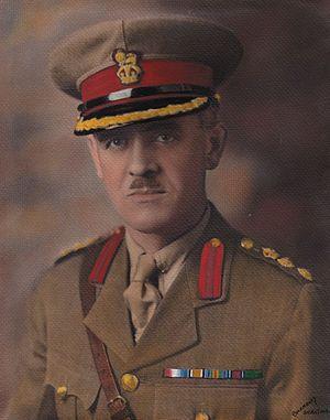 Arthur Edward Potts - Colonel Potts