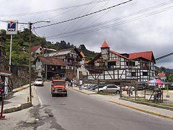 La Colonia Tovar es un lugar turístico de Venezuela y el Estado Aragua ubicada en el Municipio Tovar