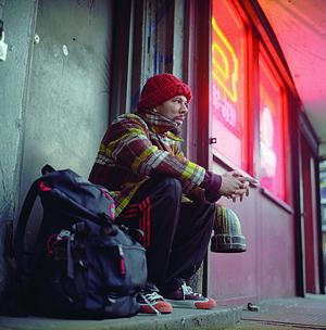 Common (rapper) - Common (2003) in New York City