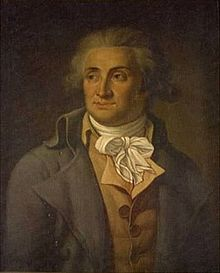 Nicolas de Condorcet, a scientist, staunch believer in progress, supporter of the Revolution, and ultimately one of its victims.
