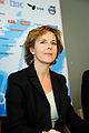 Connie Hedegaard klimat- och energiminister Danmark haller pressmote pa Nordic Climate Solution i Kopenhamn 2008-11-25.jpg