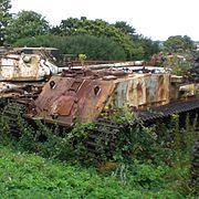 Conqueror ARV Mk II