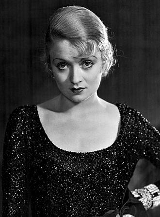 Constance Bennett - Bennett in Rockabye (1932)