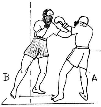Bolo punch - Image: Contre bolo 1
