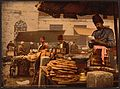 Cook in the rue de Stamboul, Constantinople, Turkey-LCCN2001699448.jpg