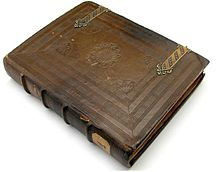 Old book of laws