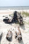 Core Banks shipwreck - 2013-06 - 2.JPG
