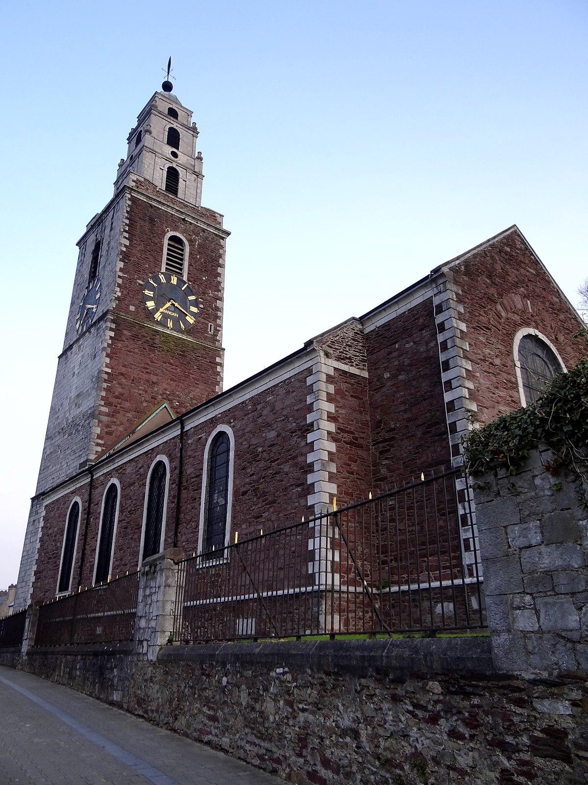 Church Of St Anne Shandon Wikipedia