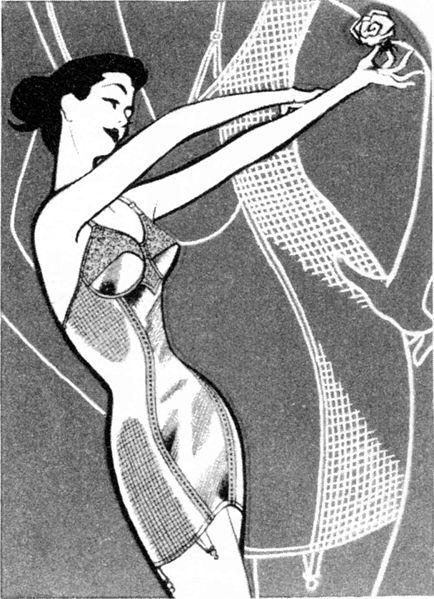 Gorset 1953
