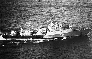 Grisha-class corvette class of Soviet anti-submarine corvettes