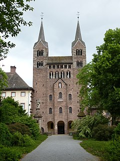 Princely Abbey of Corvey Corvey today with architecture and history