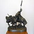 Cosaco después de una batalla por Evgeny Lanseray 1873 (1).JPG