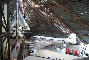 Royal Air Force Museum Cosford - Image: Cosford RAF Museum 2009 09 20
