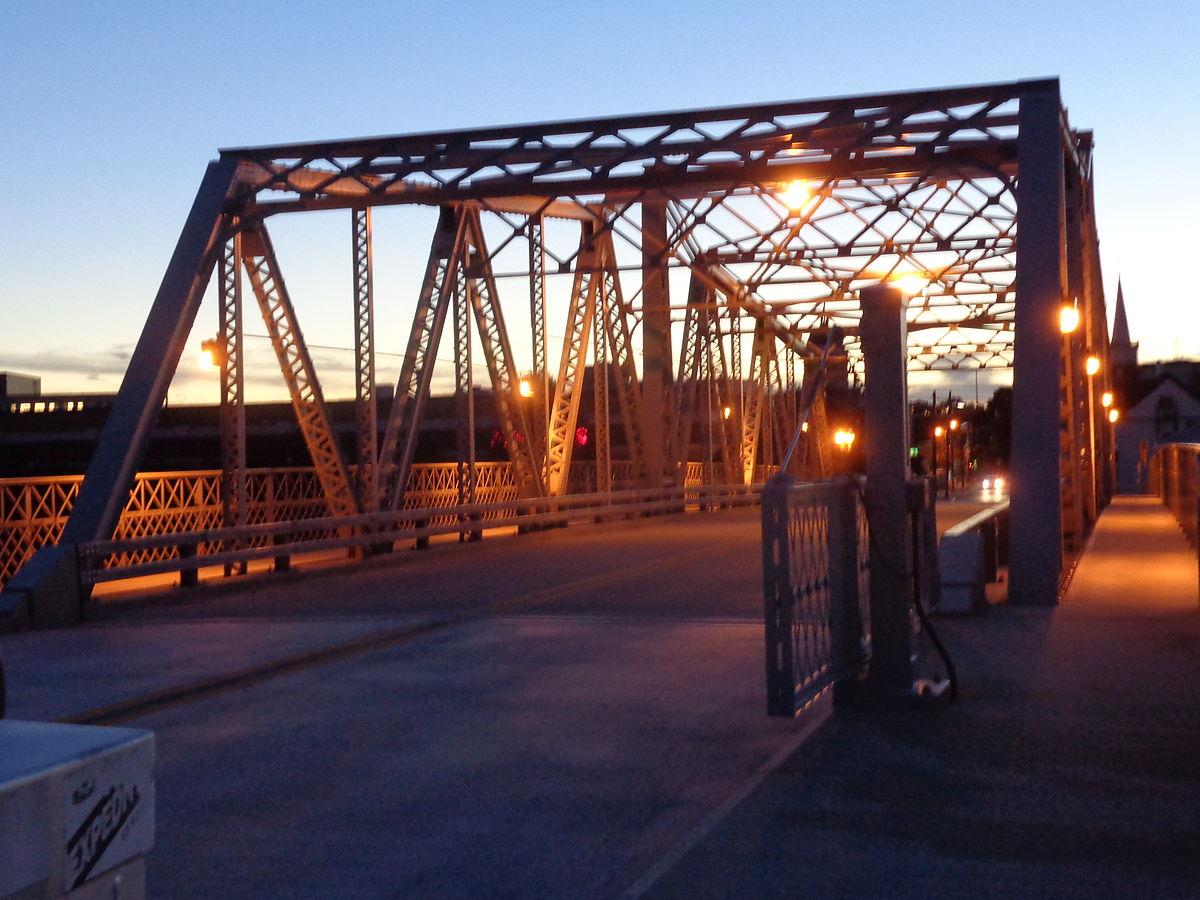 Court Street Bridge  Hackensack River