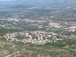Covilha, view from Serra da Estrela.jpg
