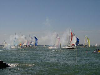 Cowes Week Sailing regatta