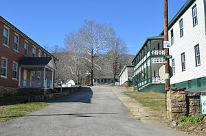 National Register of Historic Places listings in Craig County, Virginia - Image: Craig Healing Springs