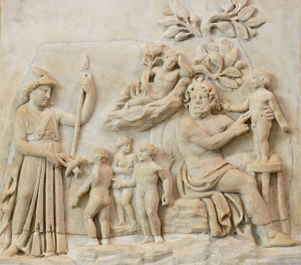 Creation Prometheus Louvre Ma445