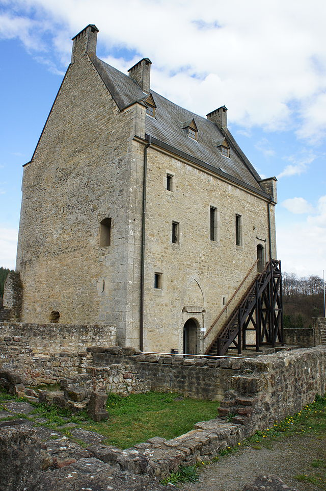 Château de Créhange